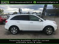 2008 ACURA MDX 7PASS SH-AWD Calgary Alberta Preview
