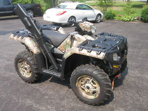 2013 Polaris Sportsman Browning 850 XP EPS