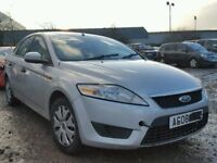 FORD MONDEO 1.8 TDCI QYBA ENGINE CODE DIESEL 2008 ONWARDS BREAKING FOR SPARES TEL 07814971951