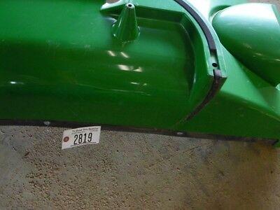John Deere 6000 Series Tractor Plastic Fender Right Side Tag 2819
