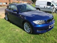 BMW 120D (177bhp) M SPORT COUPE 2009