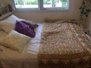 sub lease in bright and peaceful room West End Brisbane South West Preview