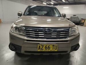 2009 Subaru Forester MY09 XS Bronze 5 Speed Manual Wagon Mitchell Gungahlin Area Preview