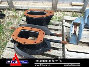 New Holland Hub Extensions