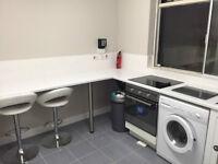 Large Bedsit With Ensuite bathroom & Furnished. Luton Havelock Rd LU2 7PP