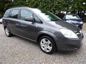 Vauxhall Zafira 1.8i Exclusiv 16v, 7 SEATER, Superb, Well Cared for MPV, in Just Fabulous Condition
