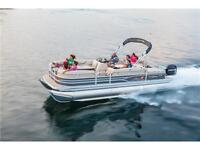 NEW 2015 Sun Tracker Party Barge 24 XP3