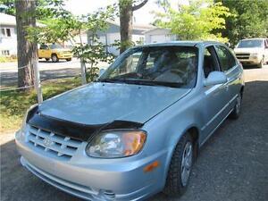 Splendide 2005 Hyundai Accent Automatique !! 82 000KM !!