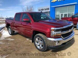 2018 Chevrolet Silverado LT 1500 4W E-Assist