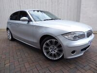 BMW 1 Series 116i ES ....Gorgeous Car with a Full Service History and M-Sport Alloy Wheels