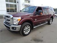 ** 2011 ** FORD ** F-350 ** LARIAT ** 6.7L ** ONLY 58,960 KM **