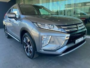 2018 Mitsubishi Eclipse Cross YA MY18 LS 2WD Grey 8 Speed Constant Variable Wagon Cardiff Lake Macquarie Area Preview
