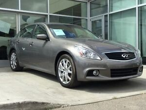 2013 Infiniti G37x SPORT TECH/AWD/NAV/HEATED SEATS/BACK UP MONIT