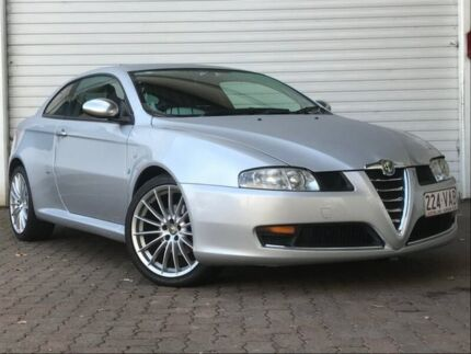 2008 Alfa Romeo GT JTS Alfa Silver 5 Speed Manual Coupe South Toowoomba Toowoomba City Preview