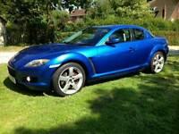 Mazda rx8 coupe