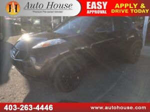 2014 NISSAN JUKE SL AWD NAVIGATION LEATHER INTERIOR