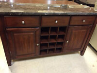Buffets - Hutches - Cabinets - Liquidation Montreal