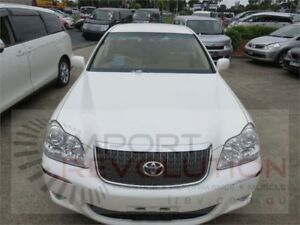 2007 Toyota Crown MAJESTA Pearl White Automatic Sedan Bayswater Knox Area Preview