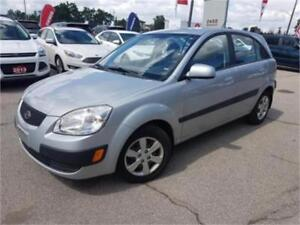 2009 Kia Rio5 EX, Great Condition, Certified & E-tested, Low km!