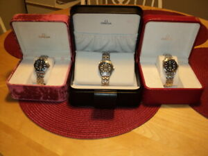 3 omega seamaster dive 300m 007 james bond watches