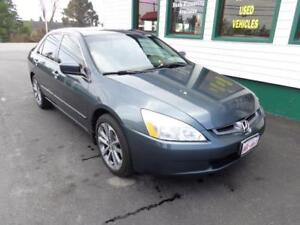 2005 Honda Accord Sdn EXL V6