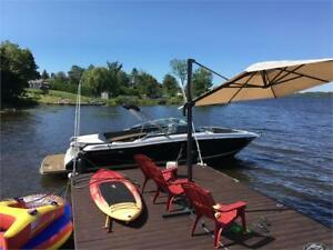 2013 FourWinns H260 Bowrider with Trailer