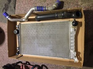 Intercooler for 2012 Chevy 3500
