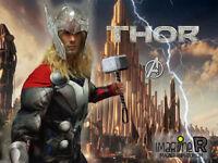 Animation fêtes et événements - Thor