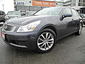 2008 Infiniti G35 Sedan Luxury AWD - NAVIGATION - REAR V/CAM - S