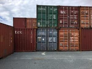 Shipping Containers / Storage Containers / Sea Cans