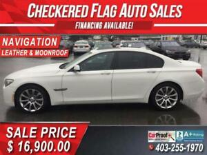 2010 BMW 7 Series 750i xDrive M Package