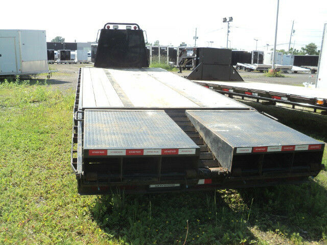 gooseneck 25 39 20 39 5 39 a vendre 25 ft gooseneck trailer for autre longueuil rive sud. Black Bedroom Furniture Sets. Home Design Ideas