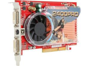 VisionTek Radeon HD 2400PRO 400209 256MB Video Card