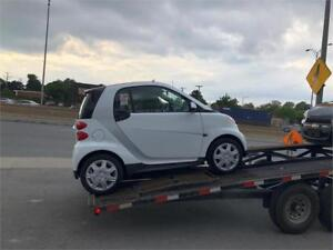 2015 smart fortwo Pure-FULL-AUTOMATIQUE-CUIR