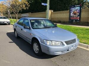 2000 Toyota Camry SXV20R CSi Blue 4 Speed Automatic Sedan Maidstone Maribyrnong Area Preview