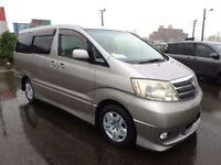 FRESH IMPORT LATE 2004/10 TOYOTA ALPHARD ESTIMA 3.0 VVT-I AUTOMATIC GREY 8 SEATS