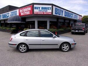 2006 Hyundai Elantra GT 4dr Hatchback