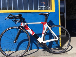 Cervelo P2C triathlon Bike