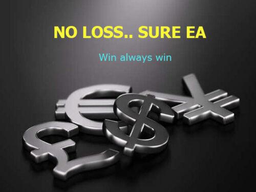NO LOSS..SURE FOREX EA mt4 expert advisor robot Bonous ea+ free shipping