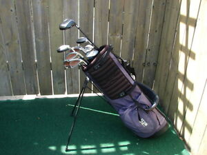 ladies Right Hand golf club set Taylormade