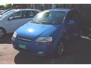 2007 Chevrolet Aveo5 LS with ONE YEAR WARRANTY