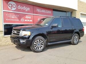 2017 Ford Expedition XLT / Back Up Camera / Heated Front and Sec
