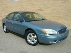 2007 Ford Taurus SE. WOW!! Only 72000 Km!! Loaded! Certified!