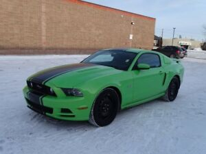 2014 Ford Mustang GT Accident Free,  Navigation (GPS),  Leather,