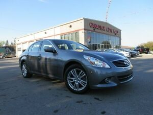 2013 Infiniti G37 Luxury AWD, ROOF, LEATHER, JUST 39K!