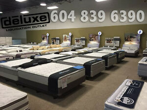SIMMONS SERTA SEALY S&F KINGSDOWN & more LIQUIDATION EVENT North Shore Greater Vancouver Area image 3
