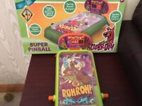 Scooby Doo electronic pinball game for sale