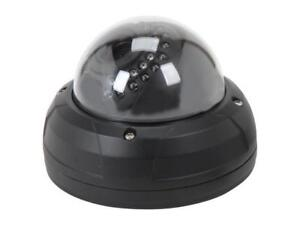 Vonnic VCD509BH 725 TV Lines Weather Proof High Dome Camera