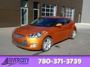 2015 Hyundai Veloster AUTOMATIC Bluetooth,  A/C,