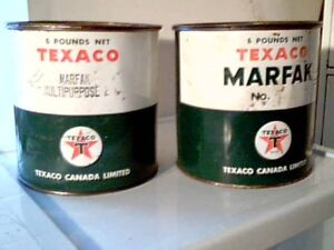Texaco Oil Cans | Find Art, Antiques, Vintage Items and